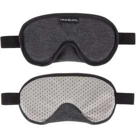 Travelon Cool Gel Eye Mask Charcoal
