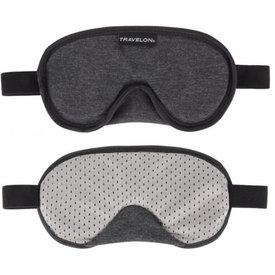 Travelon Cool Gel Eye Mask Charcoal