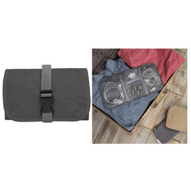 Travelon Tech Accessory Organizer  Charcoal