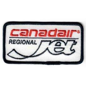 Bombardier Patch Canadair Regional Jet