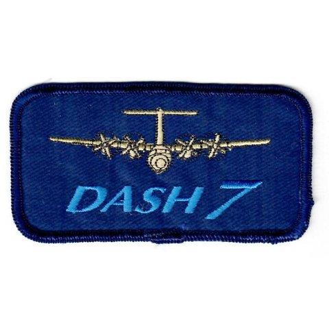 Patch dash7 Blue