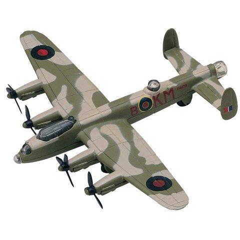 Avro Lancaster Bomber RAF KM-B 1:100 Diecast Toy