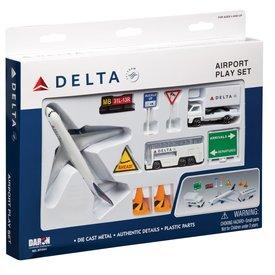 Daron WWT Delta Playset 2007 livery (10 piece)