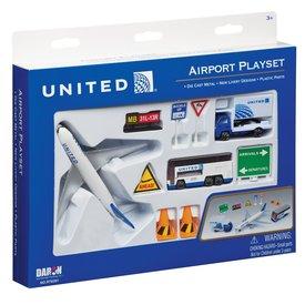 Daron WWT United Playset 2010 Livery 10 Pieces