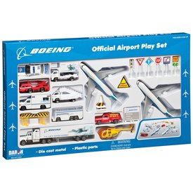 Daron WWT Playset Boeing Large