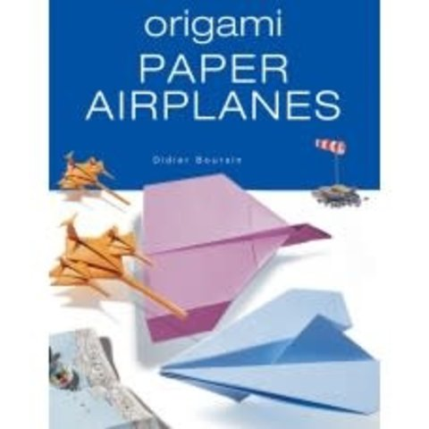 Origami Paper Airplanes softcover