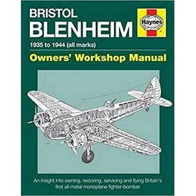 Haynes Publishing Bristol Blenheim: Owner's Workshop Manual HC