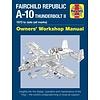Fairchild Republic A10 Thunderbolt II: Owners HC