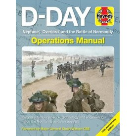 Haynes Publishing D-Day Operations Manual: Neptune, Overlord HC