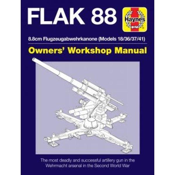 Haynes Publishing Flak 88: 8.8cm: Owners Workshop Manual hardcover