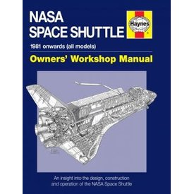 Haynes Publishing NASA Space Shuttle: Owner's Workshop Manual HC