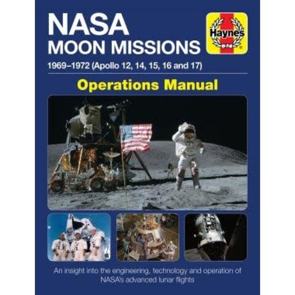 Haynes Publishing NASA Moon Missions Operations Manual 1969-1972