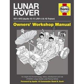 Haynes Publishing NASA Lunar Rover: Owner's Workshop Manual HC