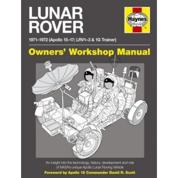 Haynes Publishing NASA Lunar Rover: Owner's Workshop Manual HC