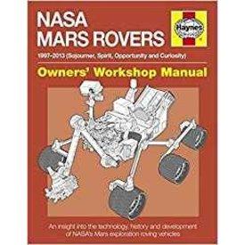 Haynes Publishing NASA Mars Rover: Owner's Workshop Manual HC