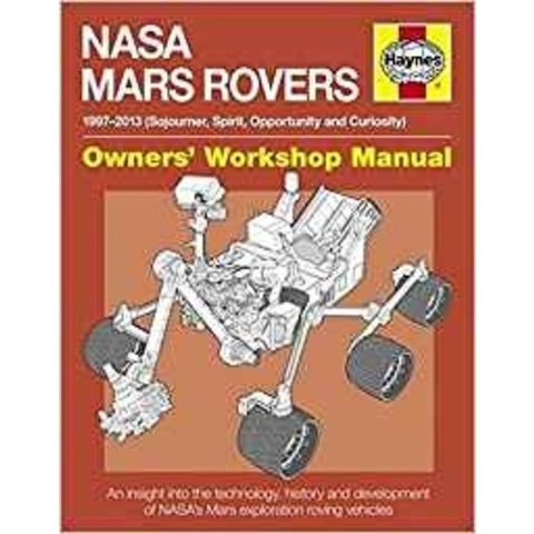 NASA Mars Rover: Owner's Workshop Manual HC