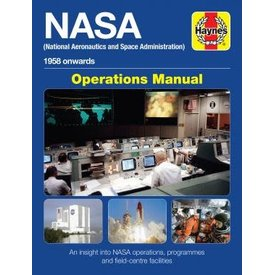 Haynes Publishing NASA Operations Manual: 1958 onwards hardcover