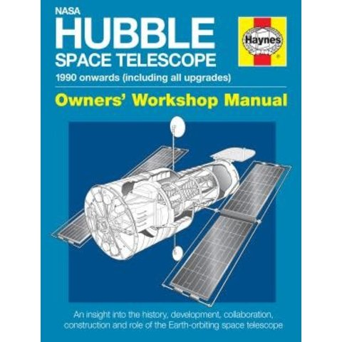 NASA Hubble Space Telescope: Owner's Manual HC