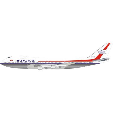 B747-100 Wardair Canada C-FDJC Phil Garrett 1:200