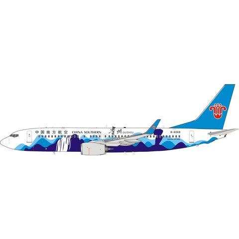 B737-800W China Southern Guizhou B-6068 1:200