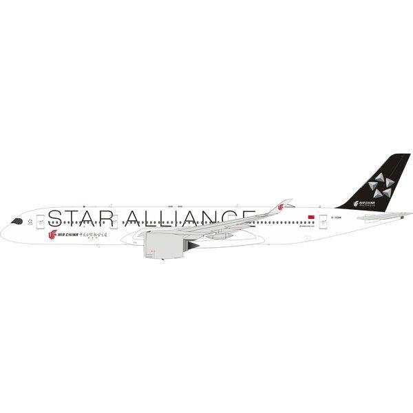 InFlight A350-900 Air China Star Alliance B-308M 1:200