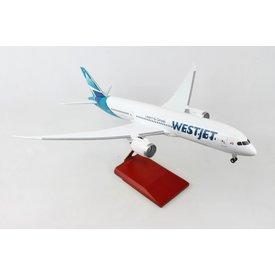 Skymarks Supreme B787-9 Dreamliner Westjet n/c 1:100 Gear+Stand