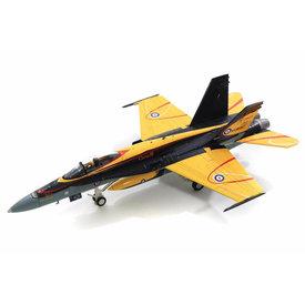 Hobby Master CF188 Hornet RCAF 2016 Demo BCATP 75th 1:72