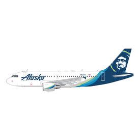 Gemini Jets A319 Alaska Airlines 2015 Livery N530VA 1:200