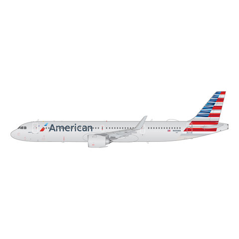 A321neo American 2013 livery N400AN 1:200