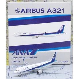 Phoenix A321S ANA JA111A  (Sharklets) 1:400