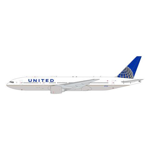 B777-200ER United 2010 c/s N796UA 1:400