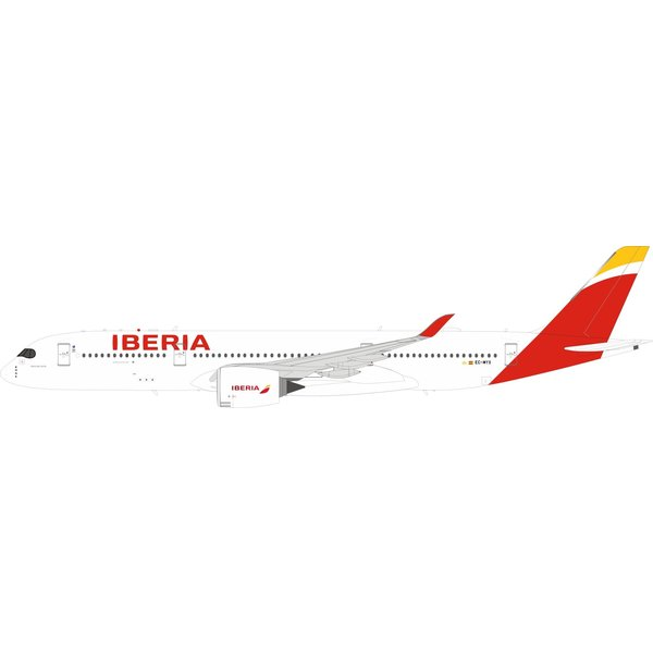 InFlight A350-900 Iberia new livery 2013 EC-MYX 1:200
