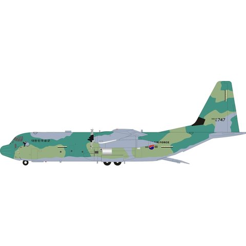 C130J-30 Hercules South Korea Air Force 1:200