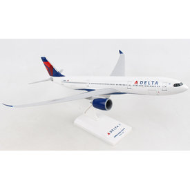 SkyMarks A330-900neo Delta 2007 livery 1:200 with stand