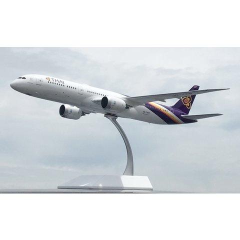 B787-9 Dreamliner Thai Airways HS-TWB 1:200 with Stand