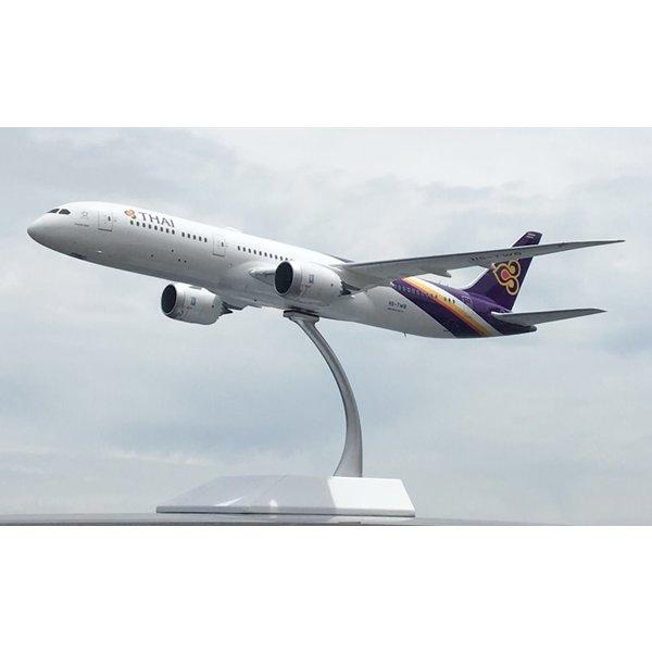 JC Wings B787-9 Dreamliner Thai Airways HS-TWB 1:200 with Stand