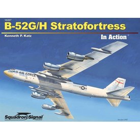 Squadron B52G/H Stratofortress: in Action #207 SC