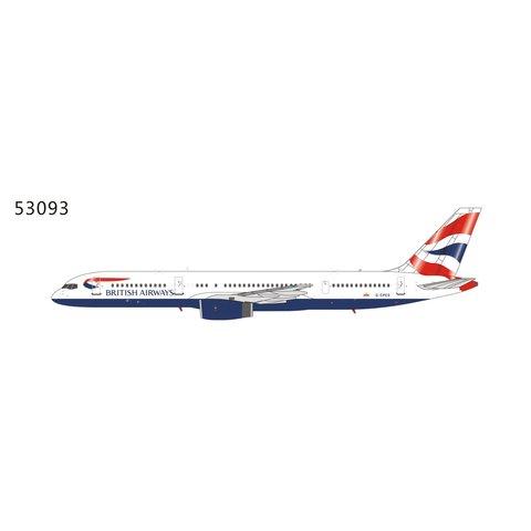 B757-200 British Airways Union Jack Tail G-CPES 1:400