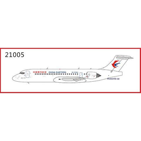ARJ21-700 China Eastern B-21MU 1:400