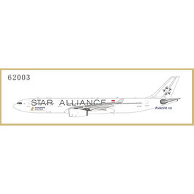 NG Models A330-300 Singapore Star Alliance wt 9V-STU 1:400