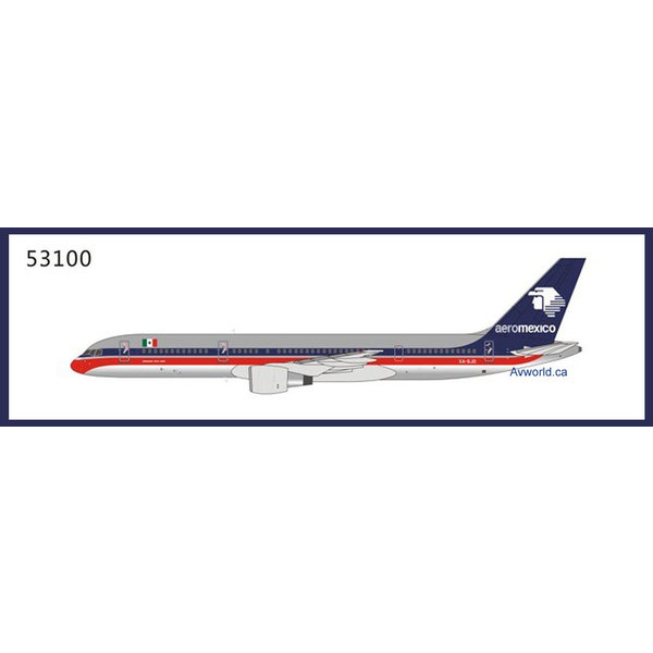NG Models B757-200 Aeromexico XA-SJD 1:400