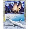 A330-300 Singapore Star Alliance 9V-STU 1:400