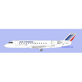 NG Models CRJ100ER Air France Brit Air F-GRJJ 1:200