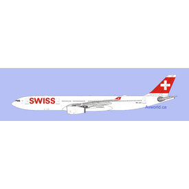 NG Models A330-300 Swiss International Airlines HB-JHC 1:400