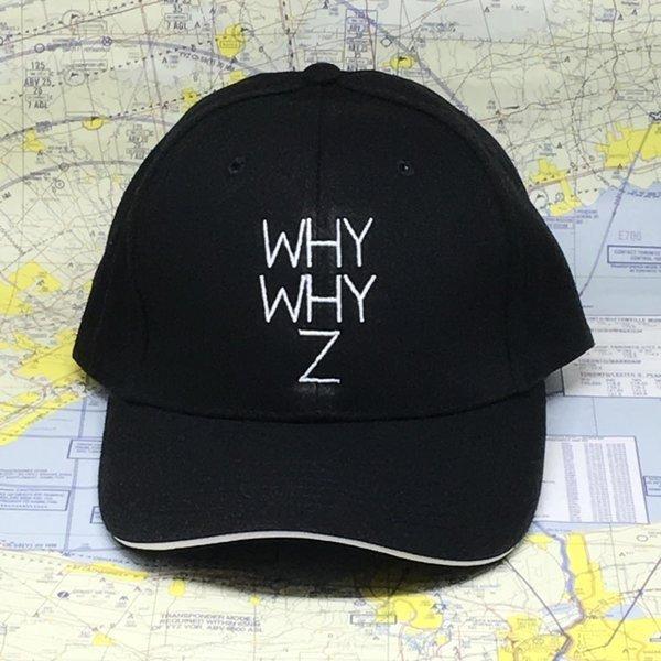 Cap WHY WHY Z black