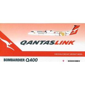 JC Wings Dash8 Q400 QANTASlink Tamworth VH-QOI 1:200