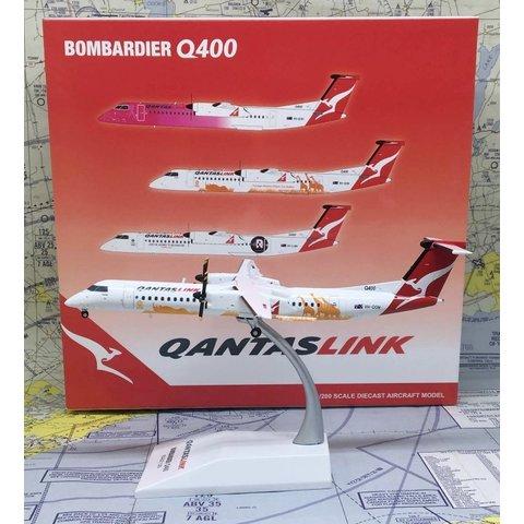 Dash8 Q400 QANTAS Taronga Zoo VH-QOW 1:200