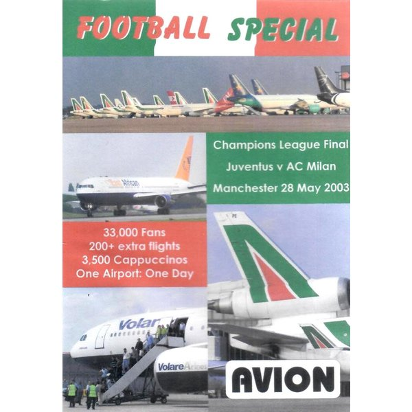DVD Footbal Special Manchester 2003++SALE++