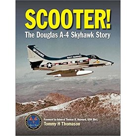 Specialty Press Scooter: Douglas A4 Skyhawk Story HC Revised
