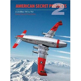 Crecy Publishing American Secret Projects 2: Airlifters hardcover